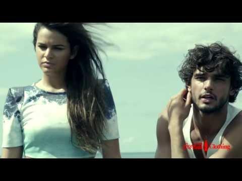 Marlon Teixeira and Bruna Marquezine - Making of Coca Cola Clothing S/S 2013-14