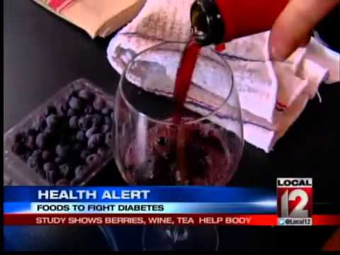Health Alert: Foods to Fight Diabetes