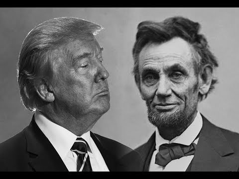 Trump: I'm The Most 'Presidential' Since Abraham Lincoln