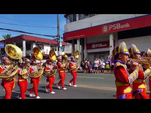 Marikina City 2017 The Drum Major