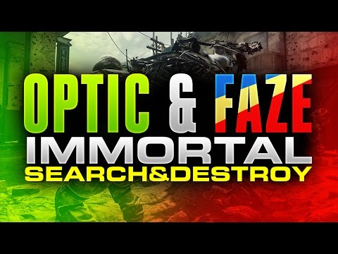 OPTIC AND FAZE IMMORTAL SEARCH AND DESTROY