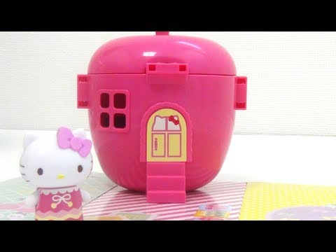 HELLO KITTY Apple Room りんごのおへや