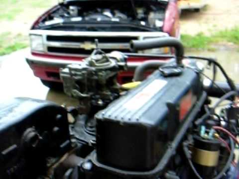 mercruiser 140 youtube rh youtube com mercruiser 140 starter wiring diagram 1985 mercruiser 140 wiring diagram