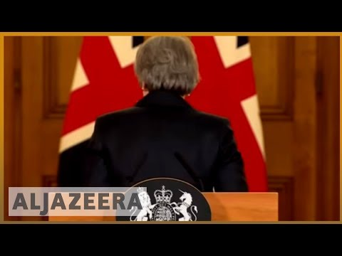 🇬🇧 Brexit deal: Conservatives bid to remove May | Al JAzeera English