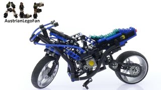 Lego Technic 8417 / 8430 Mag Wheel Master - Lego Speed Build Review