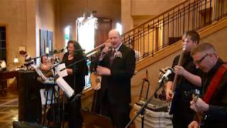 Crash Pontiac & The Hubcaps Fiona's & Elden's Wedding 1/4