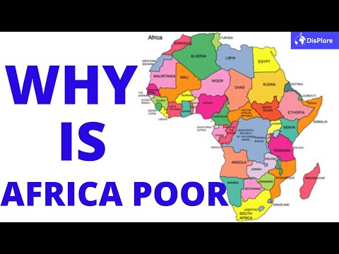 Why is Africa so POOR?  (Part 1) IT'S ALL PLANNED. KNOWLEDGE IS POWER. WAKE UP!