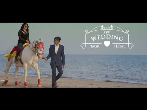 Jigar + Hetal  Pre Wedding Intani Si Bat He Song