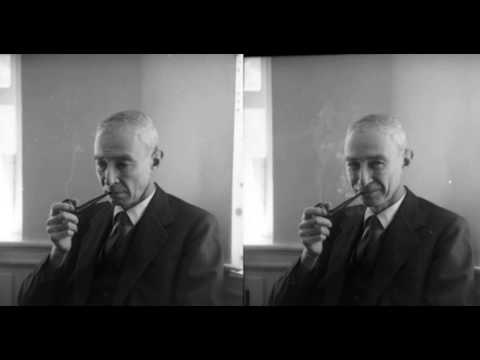 J. Robert Oppenheimer - Lecture at Colorado University 1961