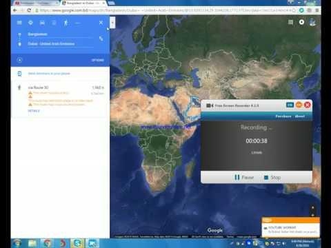 Google maps search  location