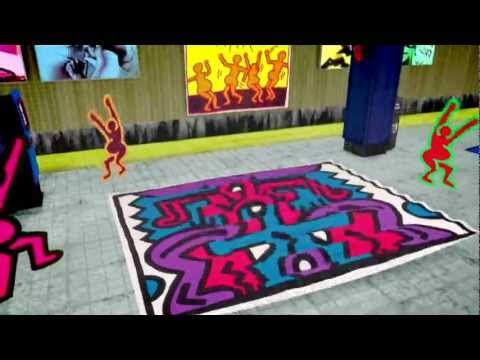 Keith Haring 3D - Martin Lawrence Galleries
