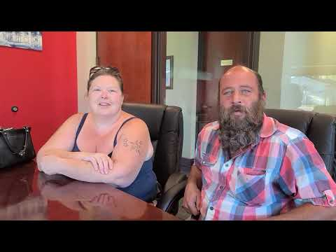 Jessi & Josh sold us their home in Mountain Home!