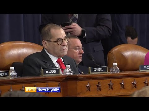 Judiciary Committee hears impeachment evidence - EWTN News Nightly
