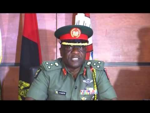Colonel  Sani Usman Takes Over As Nigerian Army Spokesperson