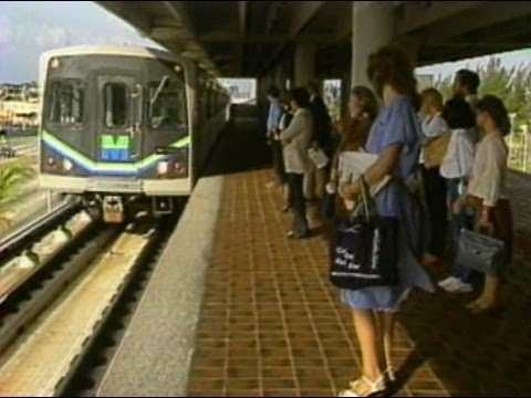 Summer of '84: Tracking Metrorail's First Day