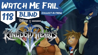 "Watch Me Fail | Kingdom Hearts II (BLIND) | 118 | ""Paradox Cup: Hades (Part 3)"""