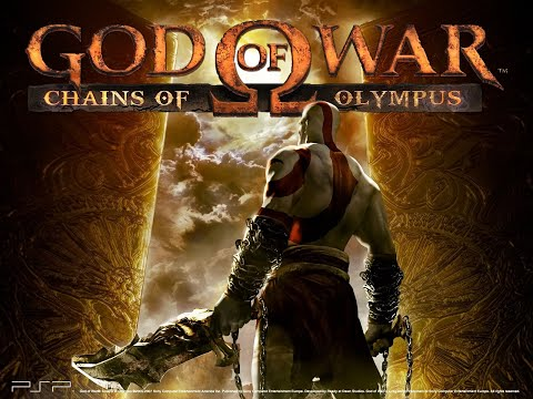 God of War: Chains of Olympus - Full Game Walkthrough 1080p 60fps