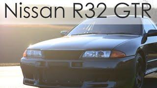 1990 Nissan Skyline GTR R32 // Gears and Gasoline