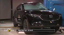 2018 Mazda CX 5 - Crash Test   Car insurance