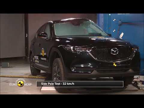 2018 Mazda CX 5 - Crash Test | Car insurance