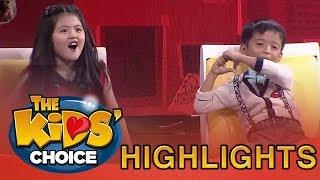 The Kids' Choice PH Highlights: Carlo, di napigilan tuksuhin si Chunsa