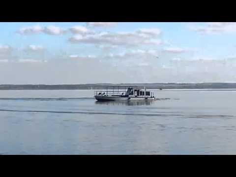 Ребровка 2 - Проводы Масленицы 2016 - Аэрокадр - YouTube