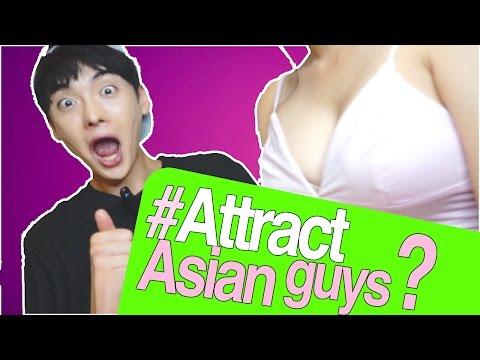 Hoe maak je een Aziatische man te trekken // 동양 남자 꼬시 는 방법