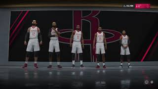 nba live 19 franchise mode series