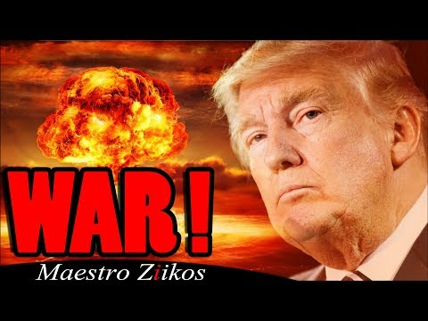 Donald Trump - WAR !