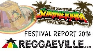 Vibes @SummerJam 2014 [Reggaeville Festival Report]