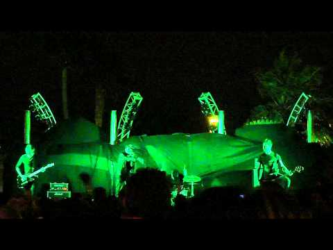 Manafest  Bounce  at REDvolution Tour in Phoenix