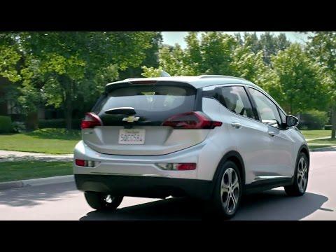 "Chevrolet Bolt EV ""One Pedal"" - using regenerative braking"