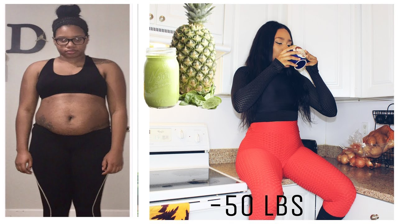 Best Green Smoothie For Weightloss How I Lost 50 Lbs Youtube