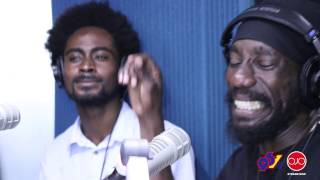 Straight From His US Tour, Sizzla Makes His Trini Stop Alongside Marlon Asher & Izac King