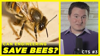 Scientists Engineer Solution for Saving Bees: The Role of Intelligent Design | CTS E3