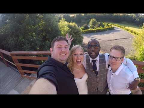 Fishermans Retreat Wedding behind the scenes