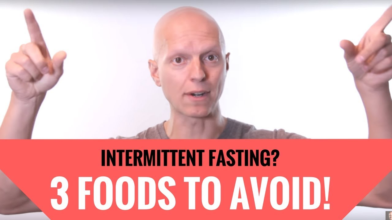 Foods Eat When Fasting