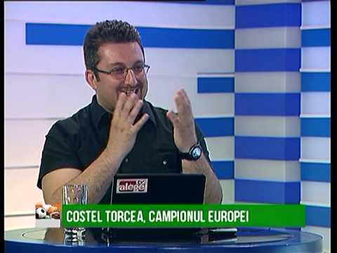 Costel Torcea, campionul Europei - Repriza de Sud - 21.05.2015