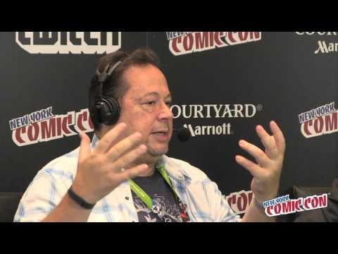 Joe Quesada Talks All-New All-Different Marvel – NYCC 2015 #NYCCLive