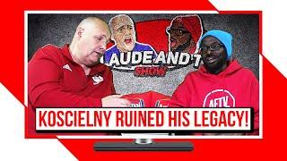 Koscielny Has Ruined His Legacy At Arsenal! | Claude & Ty Show