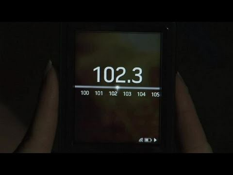 How To Get Your TV Into FM Radio With Zune