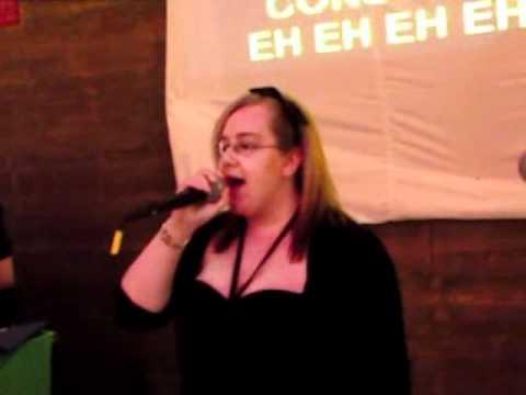 Conny's Karaoke-Premiere