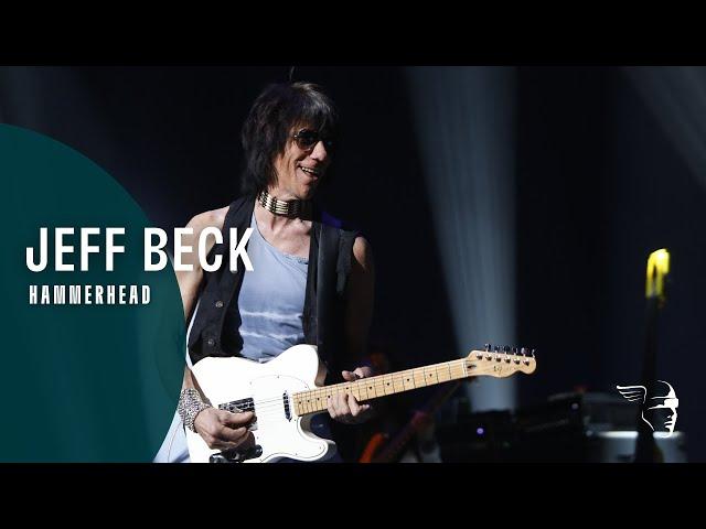 Jeff Beck - Hammerhead (Live in Tokyo)