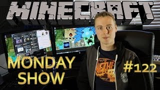 Twitchin and Interviewin! - Minecraft Monday Show 122!