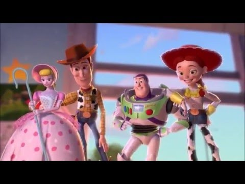 Toy Story 2 (1999) Music Video