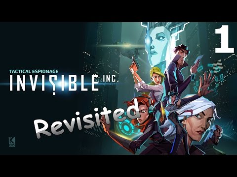 Invisible Inc Revisited Part 1 || Exactly One Year