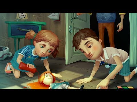 Hello Neighbor: Hide And Seek Reveal Trailer