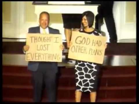 Say amen  ( Victory Baptist church Agusta, ga