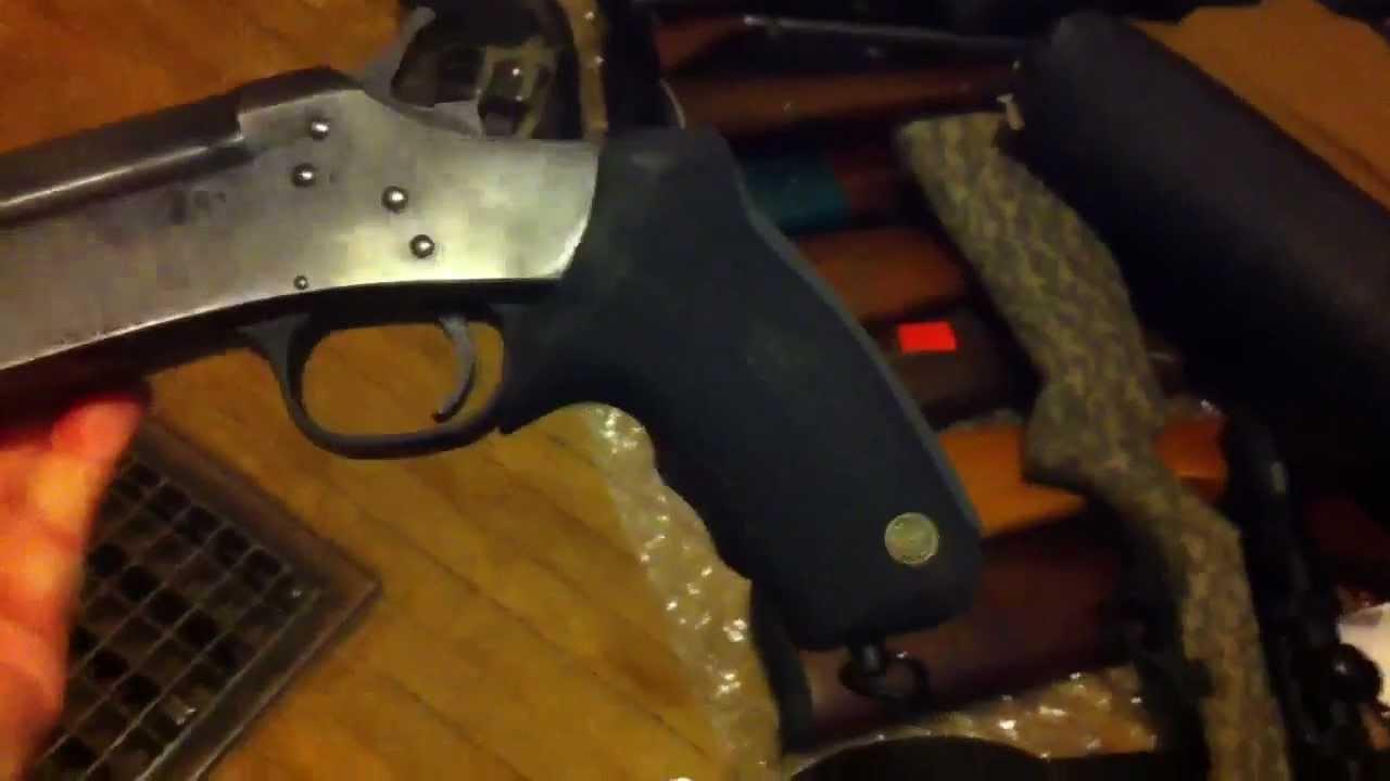 Rossi riot gun 12Ga Single-shot Shotgun ( Pistol Grip )