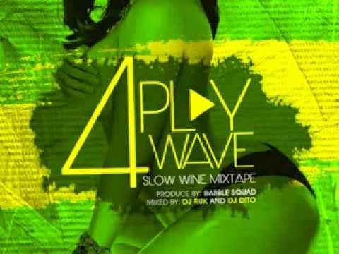 """4PLAY WAVE"" ( Top Dancehall, Slow wine, and Bronx wine) 2014 Dancehall Mix"